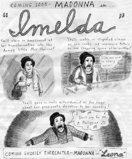 Imelda by Madonna