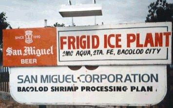 Cold San Miguel?