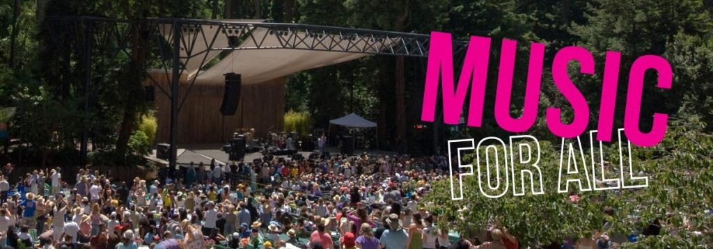 Stern Grove Music Festival SF
